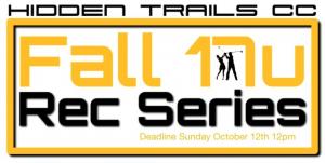 Fall 17U Rec Series