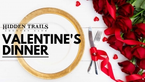 Valentine's Dinner | Members Only