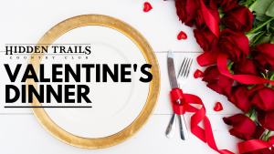 Valentine's Dinner   Members Only