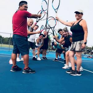 Intro to tennis