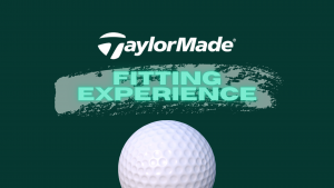 TaylorMade Fitting Experience