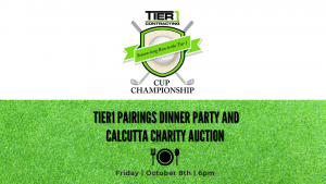 Tier1 Pairings & Auction